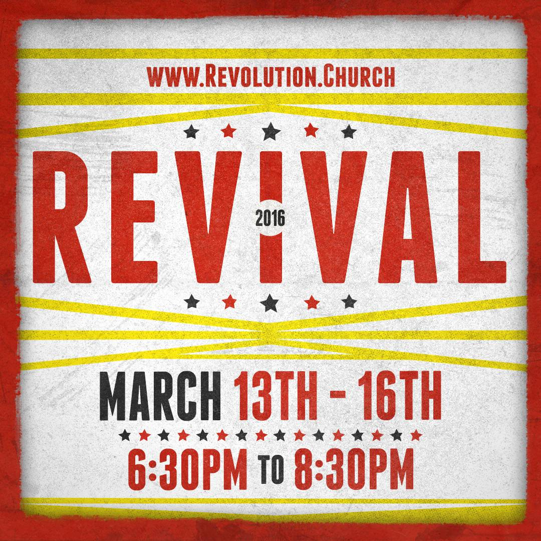 REVIVAL 2016 | Revolution Church